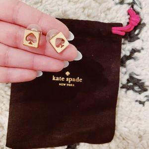 Kate Spade Stud Earrings with Dust Bag